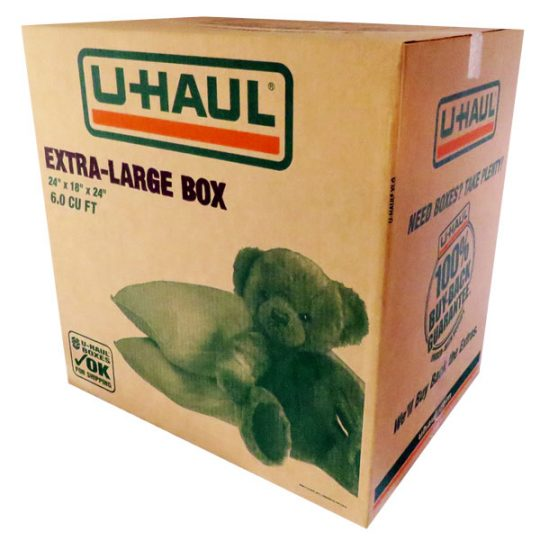 Extra Large Moving Box