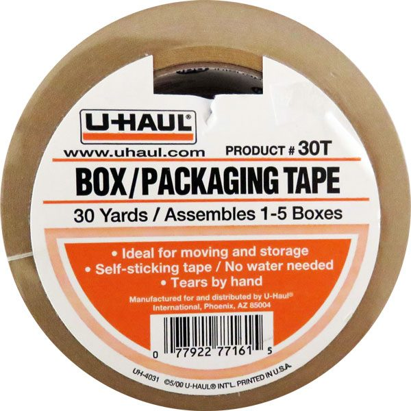 Box / Packaging Paper Tape (30 yard roll)