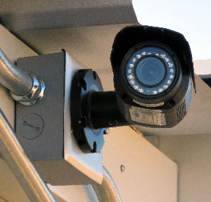 Storage Authority Security Camera