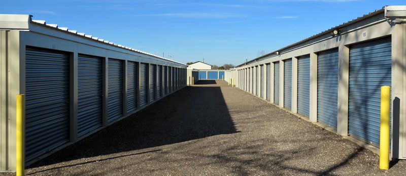 Storage Authority LLC. Commercial Storage