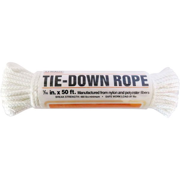 Nylon Tie Down Rope