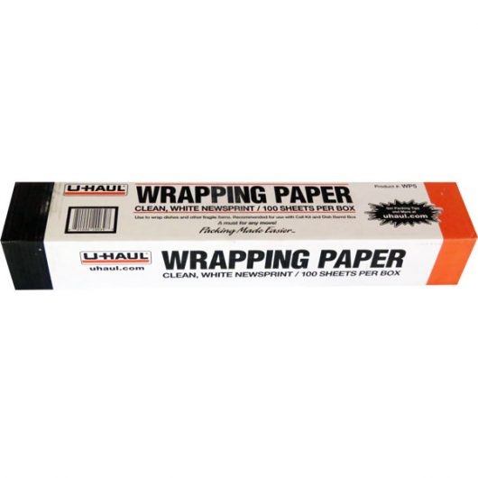 Wrapping Paper (5 Lb. Pack)