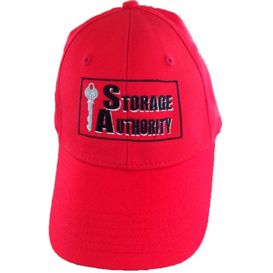 Storage Authority Baseball Cap