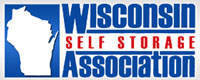WI Self Storage logo