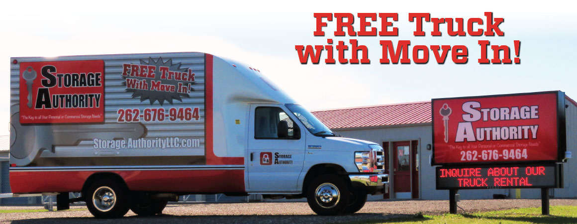 Free Truck with Move In!