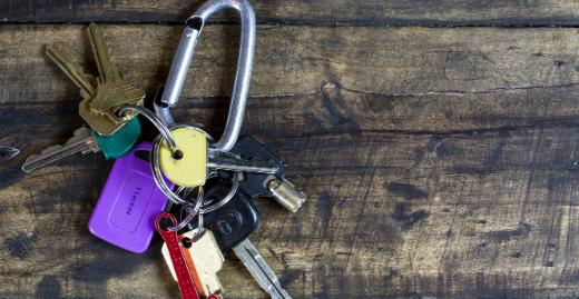 home security keys