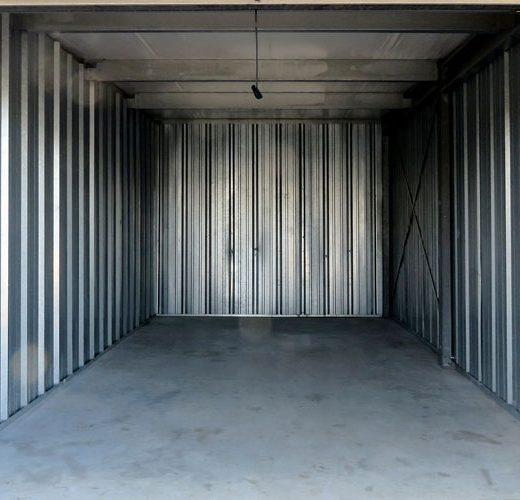 Storage Authority Self Storage sizes