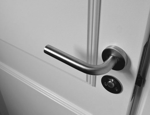 Crime Prevention door lock