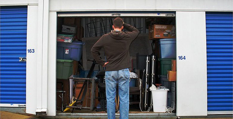 How to Properly Organize Your Storage Unit