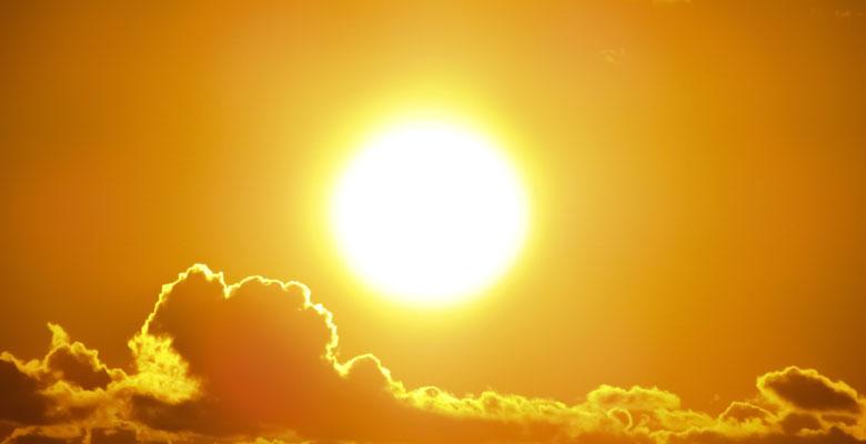 UV Safety Month - Sun